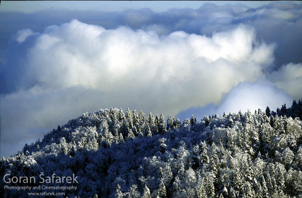 bijele stijene, zima, gorski kotar, šafarek, nova godina, planinarenje