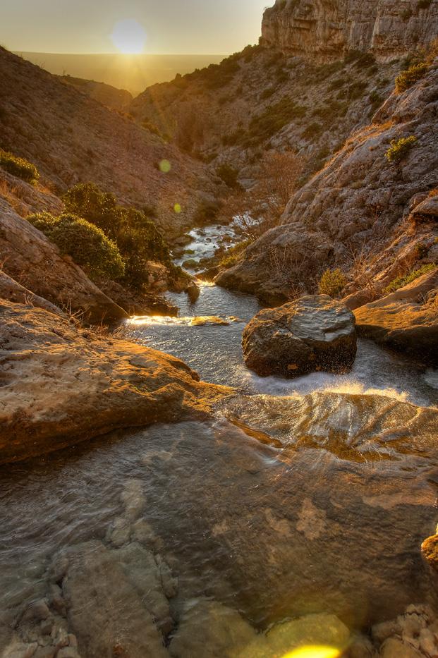 bijela, rijeka, kanjon