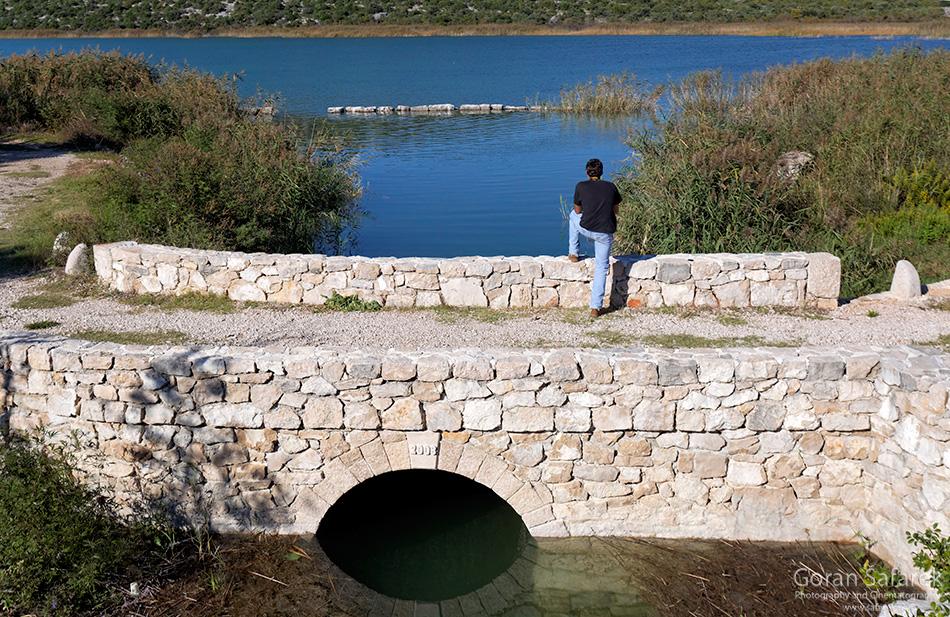 vransko jezero, dalmacija, vrana, jugovir