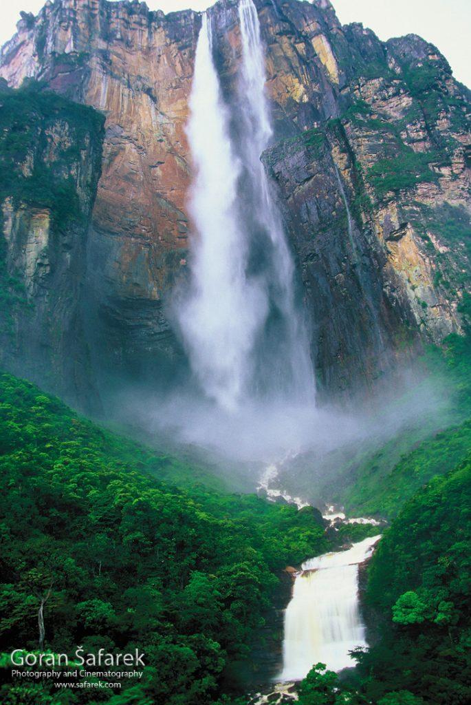 Angel Falls, salto angel, ekspedicije, južna Amerika, Venezuela, ekspedicije, putovanja